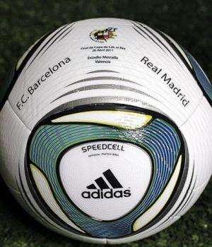 Fue Presentado El Balón De La Final De La Copa Del Rey 2011