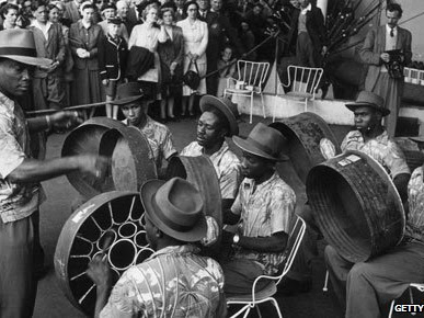 Documentary of A Drum: Panomundo: Steelpan Around the World