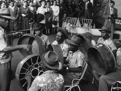 Documentary of A Drum: Panomundo: Steelpan Around the World