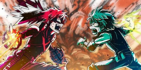 My Hero Academia, Weekly Shonen Jump, Shueisha, Actu Japanime, Japanime, Manga, Actu Manga,