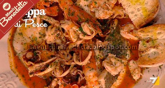 Zuppa Di Pesce La Ricetta Di Benedetta Parodi