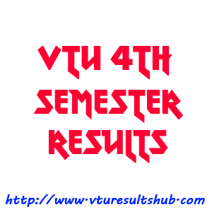 VTU 4th semester 2014 revaluation results announced