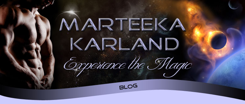 Marteeka Karland - Blog