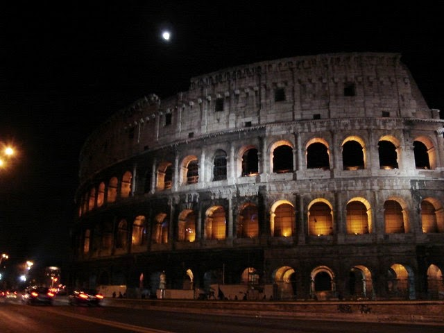 34. Colosseum of Rome (Rome, Italy)