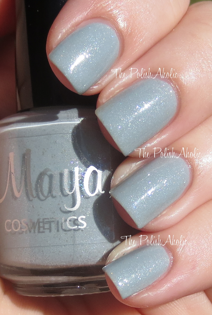 Maya Halal Nail Polish Swatches – Papillon Day Spa