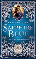 bookcover of SAPPHIRE BLUE  (Ruby Red #2) by  Kerstin Gier