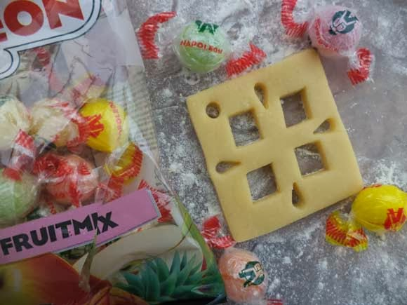 glas in lood koekjes zuurtjes getest