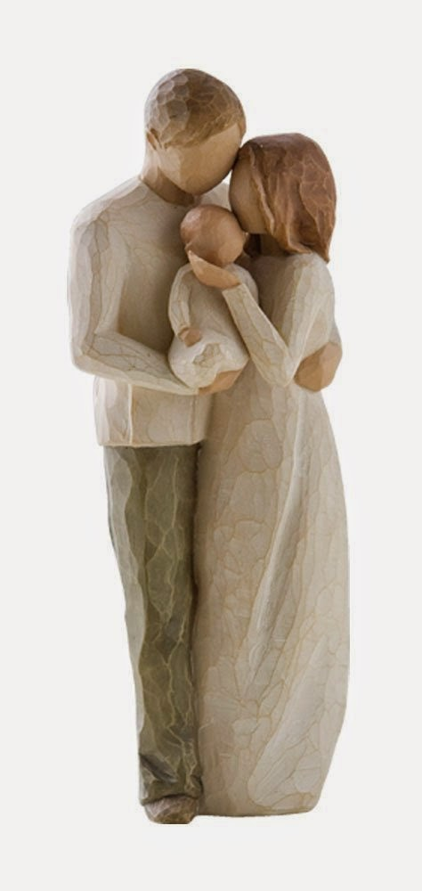 Celebrate Mother's Day with this beautiful Willow Tree figurine featuring the greatest gift a mother has...her child.
