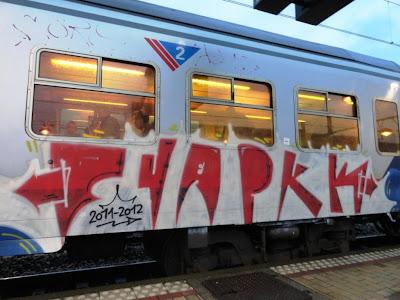 graffiti fya pkk