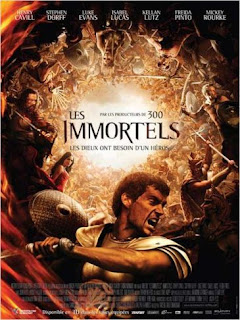 Download Movie Les Immortels Streaming (2011)