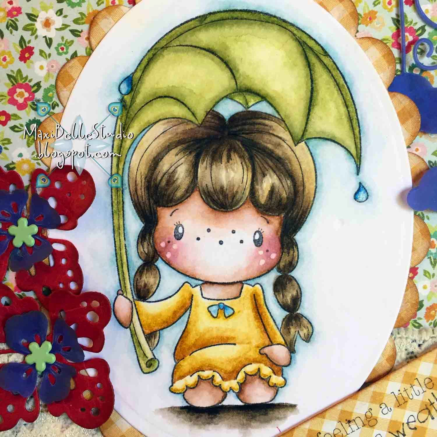 CC Designs Rainy Day Birgitta