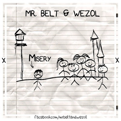 Mr. Belt & Wezol - Misery (Original Mix) [FREE DOWNLOAD]