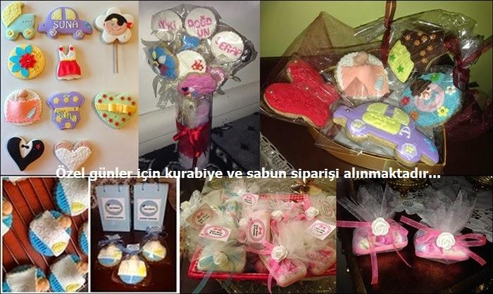 Butik Kurabiye ve Hediyelik Sabun Siparişi Alınacaktır...