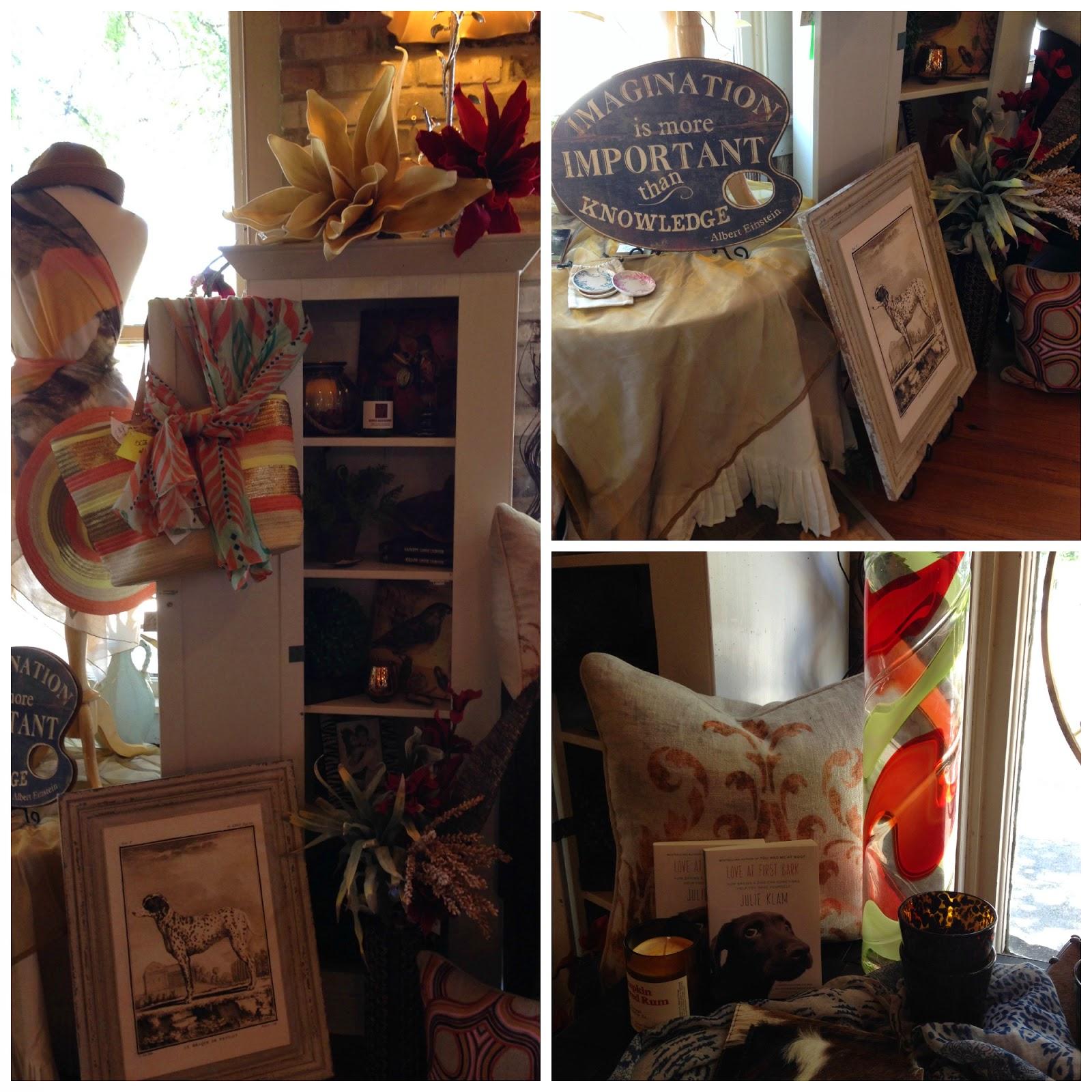 gift selections at 21 Main Salado TX