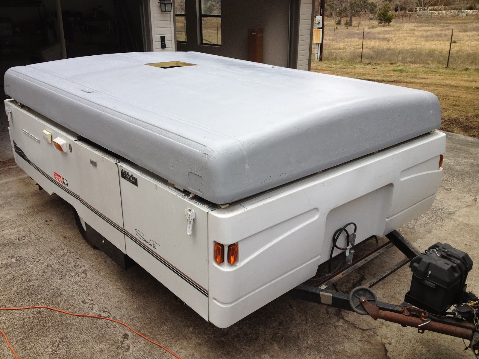 Elegant Roof Repair: Part 5