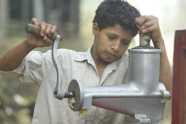 Can child labour ever be justified essay