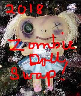 2018 Zombie Swap