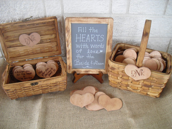 Angee's Eventions: 10 Fun And Creative Guest Book Alternatives