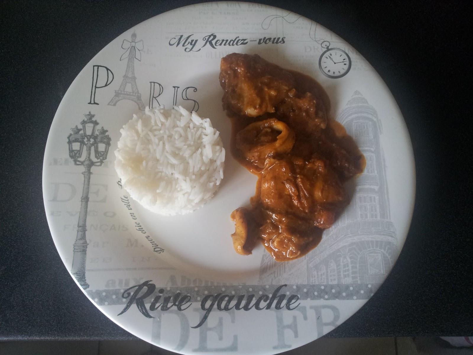 Lotte et supions l 39 armoricaine blogs de cuisine - Lotte al armoricaine recette cuisine ...
