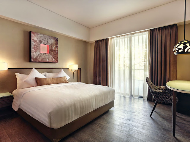 Mercure Bali Legian -room