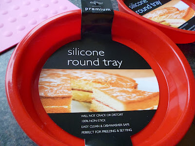 silicone cake tray