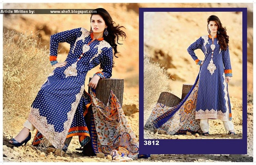ARABELLA Designer and Embroidered Lawn in Pakistan
