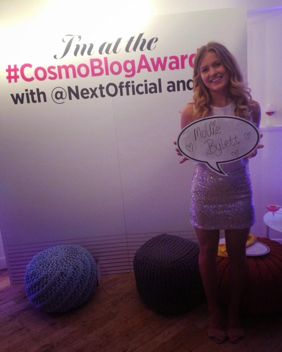 The Cosmopolitan Blog Awards 2014 ♡