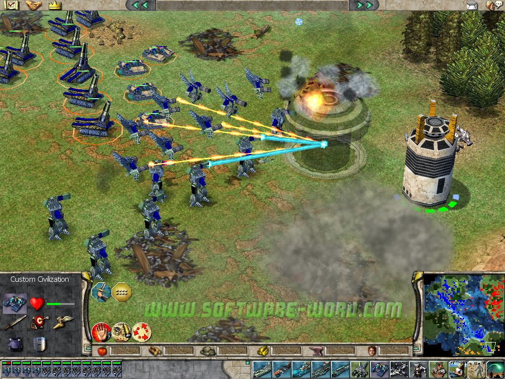 Empire Earth 2 (2005) - PC Review and Full Download | Old ...