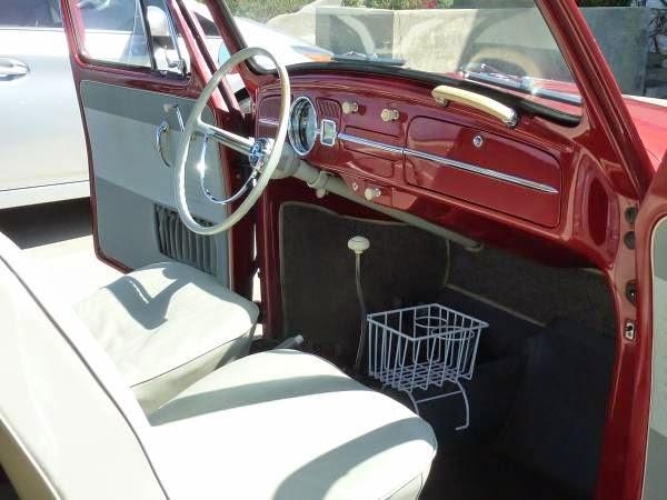 1962 vw beetle original survivor
