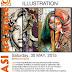 CHAP CHAP ILLUSTRATION exhibition and public art workshop, music, dance