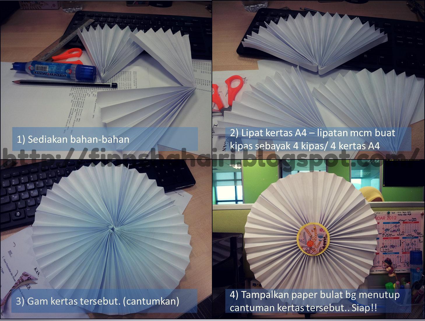 mas rizky cara dan langkah membuat origami langkah membuat origami ...