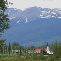 VBS and soccer teams drive to beautiful British Columbia