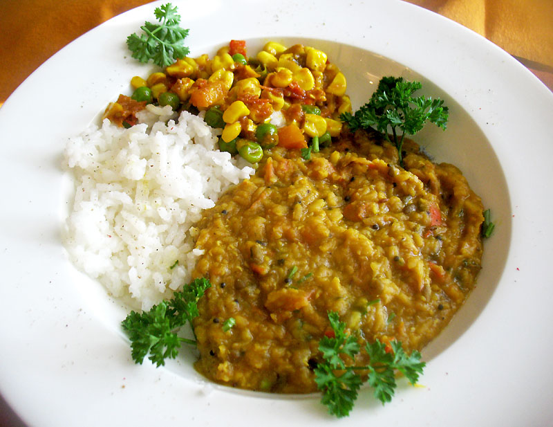 Red Lentil and Moong Dal | Lisa's Kitchen | Vegetarian ...