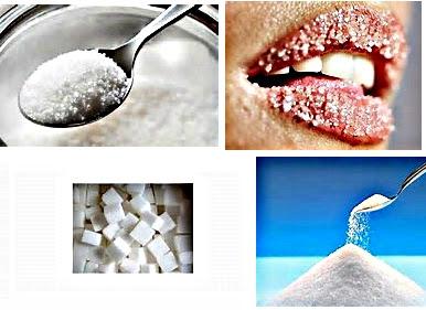 gula pasir untuk kecantikan dan kesehatan kulit