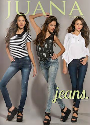 juana bonita catalogo de ropa 9-10 2013