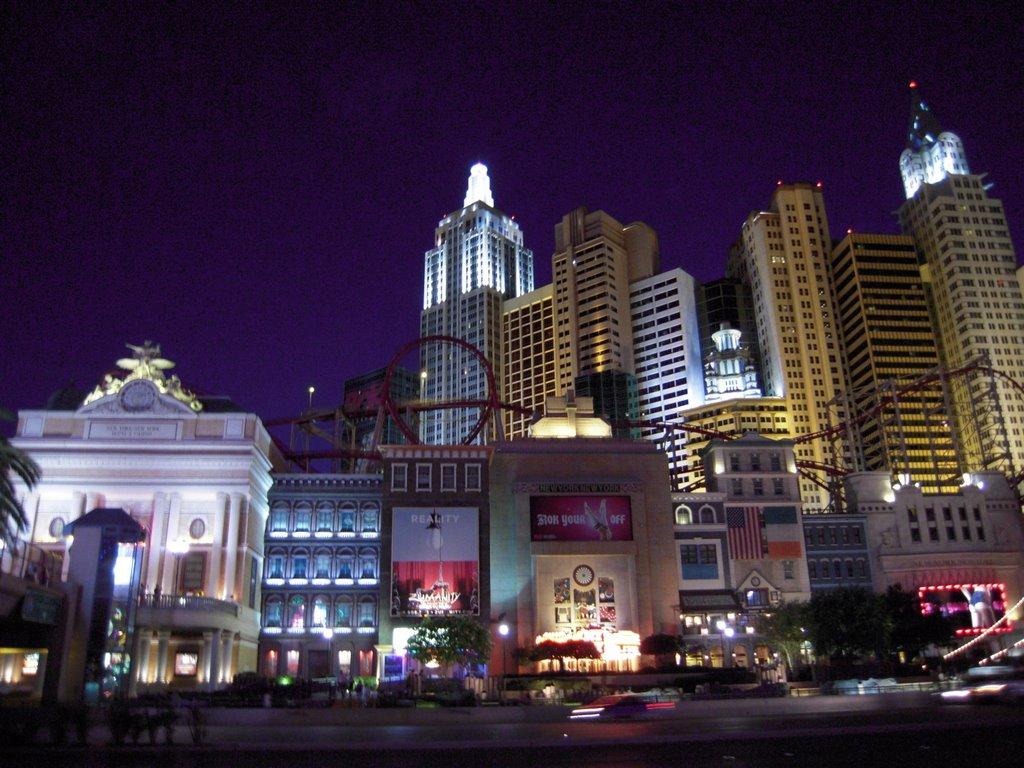Hoteles baratos en Las Vegas - HotelesBaratoscom