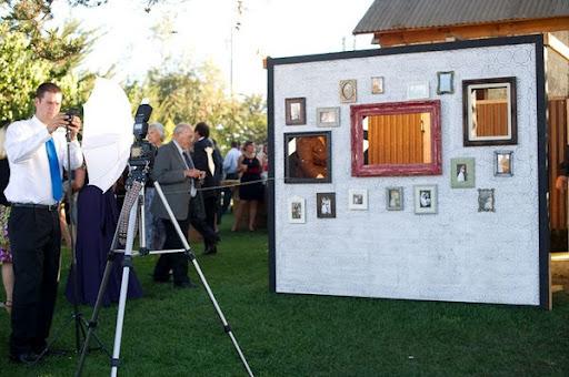 Photocall para bodas y fiestas tu boda de ensue o for Decoracion de photocall
