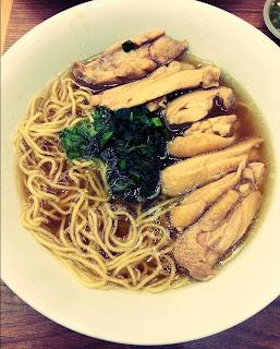 chicken ramen sukiya