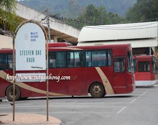 Raub Bus Terminal