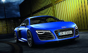 Audi R8 2013 Front View