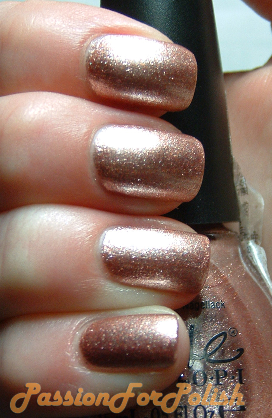 PassionForPolish: Nicole by OPI It Starts With Me