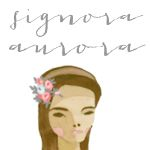 Grab button for signora aurora