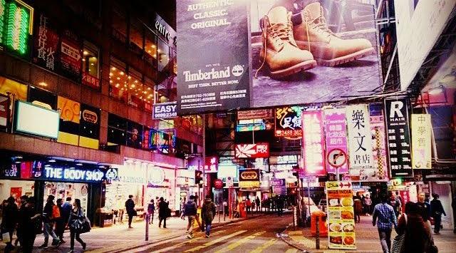 Hong Kong December 2014