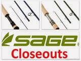 Sage Rod Closeouts