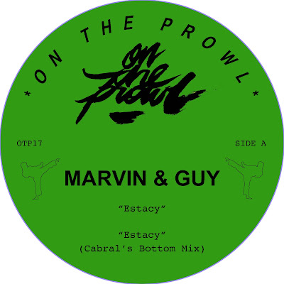 Discosafari - MARVIN & GUY - Estacy Ep - On The Prowl