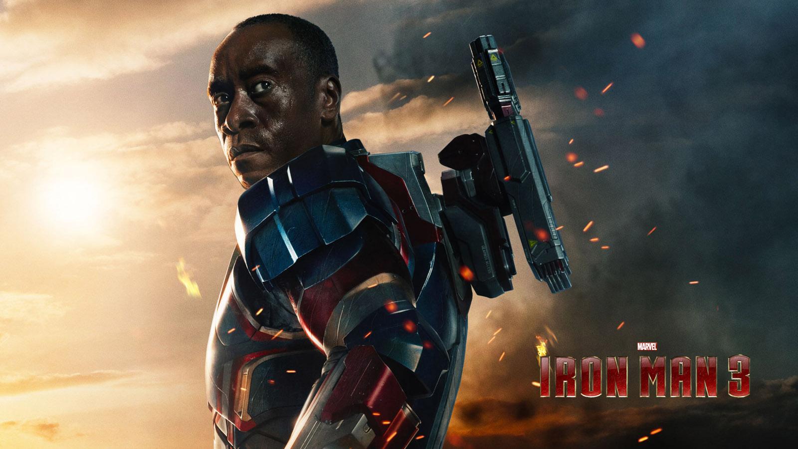 Iron Man 3 Wallpaper Hd 1024x768 Download