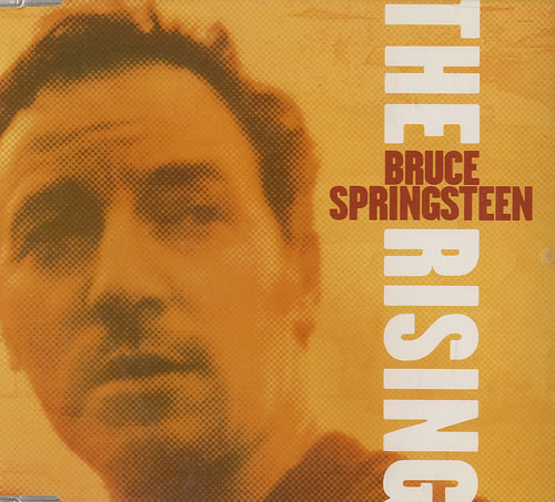 Copertina Bruce Springsteen - The Rising