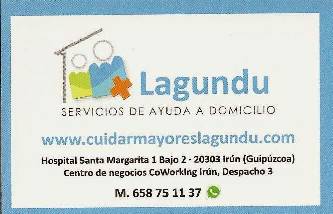 Servicio Domestico Zumaia CuidarMayoresLagundu.com