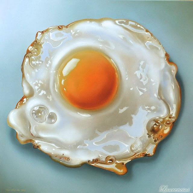 1-Lukisan-Makanan-Karya-Tjalf-Sparnaay-montreal-fried-egg