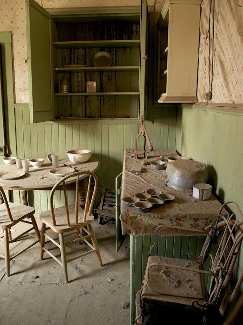 Sala Comedor en Bodie